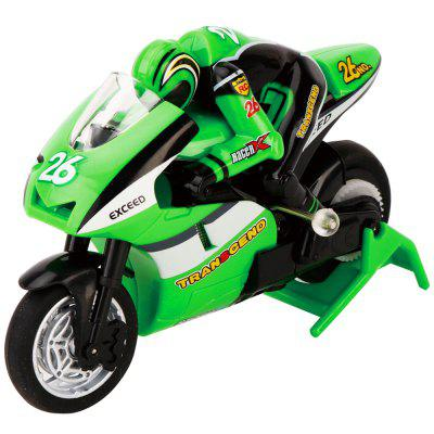 8012 2.4GMHZ Remote Control High Speed Motorcycle Toy