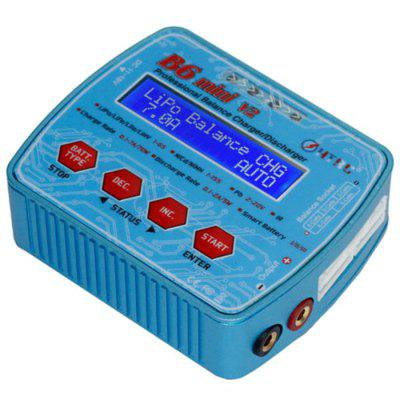 B6 Mini V2 DC Input 70W 7A Professional Lipo Battery Balance Charger