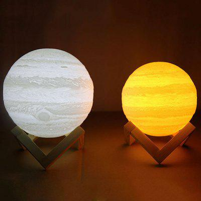 3D Printing Jupiter Lamp Touch