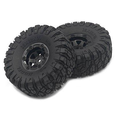 Remote Control High Speed Model Racing Tire FY - CL03 Card Wheel 100mm