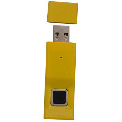 Seguridad de huellas dactilares USB Flash Disk