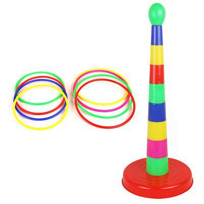 Children's Collar Kindergarten Throwing Outdoor Game Ring