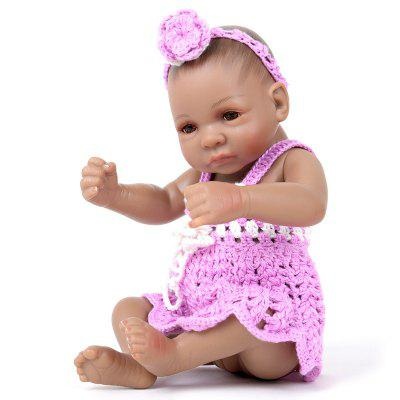 Silicone Simulation Baby Children's Toys Rebirth Doll