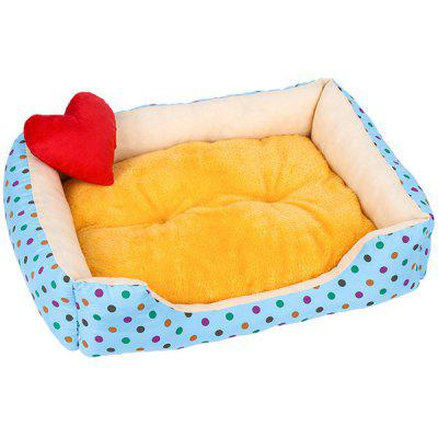 566 Practical Thickening Pet Bed