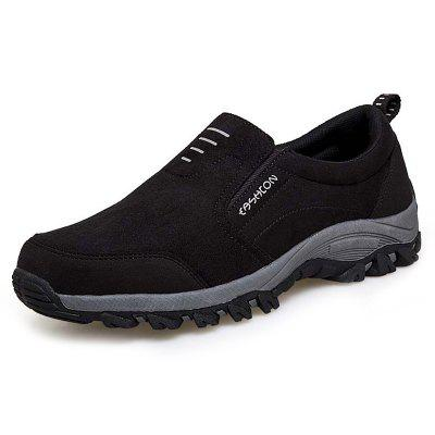 ZEACAVA Autumn New Middle-aged Walking Shoes