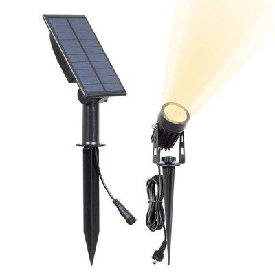 Multifunctional Solar Light Small LED Spotlight