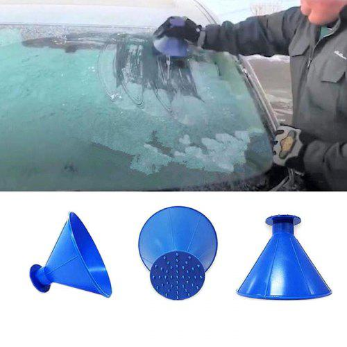 Multi-functional Automotive Glass Snow Remover