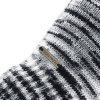 Men's Warm Woolen Knitted Gloves for Winter with Touch Screen Function - GRAY
