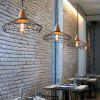 YWXLight Retro Art Style Pendant Light for Restaurant Cafe Bar - COPPER