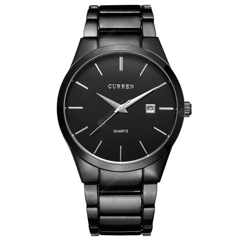 CURREN Sports Wristwatch Date Men's Quartz Business Watch