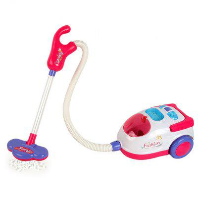 Children Vacuum Cleaner Simulation Small Household Appliances Toys Infant Teaching Aids