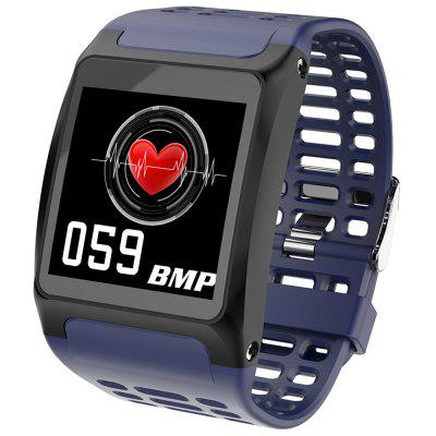 Waterproof 3D Dynamic Smart Bracelet Heart Rate Blood Pressure Monitoring