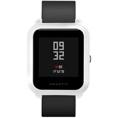 All-inclusive Soft Anti-break Silicone Watch Case for  AMAZFIT
