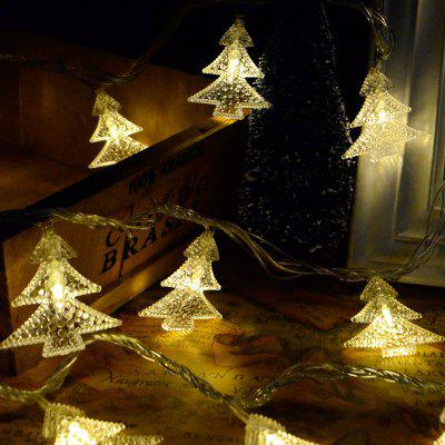 BRELONG Christmas Tree 3 Metros 20LED Cadena de luz decorativa USB