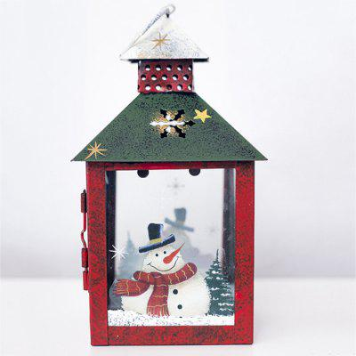 Christmas Windshield Candle Holder Decoration