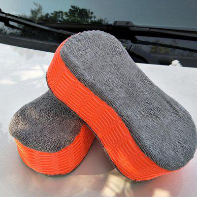 Sandwich Mesh 8 Word Car Wash Sponge