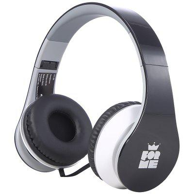 FORME FH-179 Wired Portable Headset With Microphone To Answer Calls