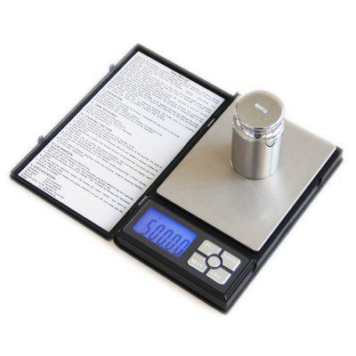 Notebook Simple Precision Electronic Scale