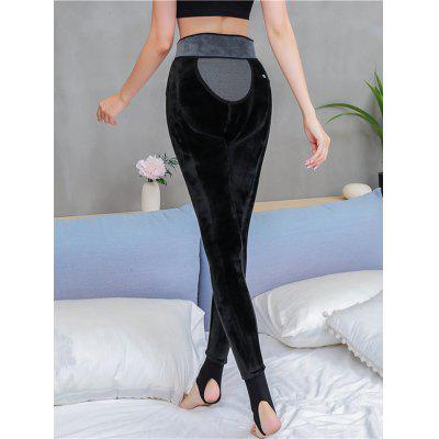 Graphene Plus Size Pants Add Fertilizer Warm Leggings
