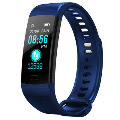 Y5 Smart Bluetooth Bracelet Fitness Sports Smartwatch