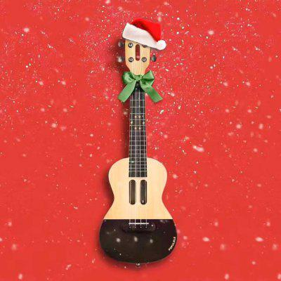 Populele APP LED Bluetooth USB Smart Ukulele 1pc