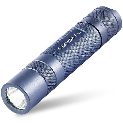 Convoy S2+ LED Flashlight