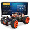 SUNFOUNDER  PiCar - S RC Car Kit for Raspberry - NIGHT
