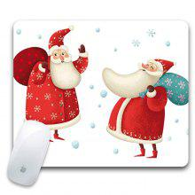 Christmas Day Gift Supplies Mouse Pad