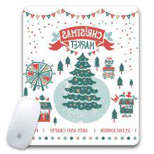 Christmas Gift Supplies Decorative Mouse Pad