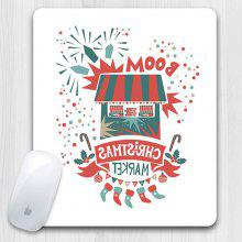 Christmas Gift Supplies Decoration Mouse Pad