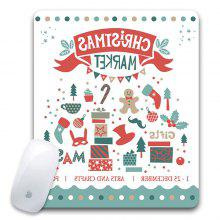 Decoration Christmas Gift Supplies Mouse Pad