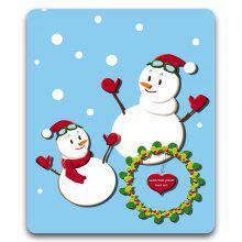 Christmas Gift Supplies Lovely Mouse Pad