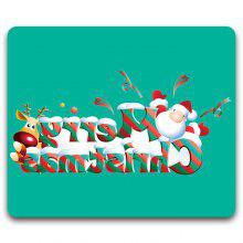 Merry Christmas Gift Supplies Mouse Pad