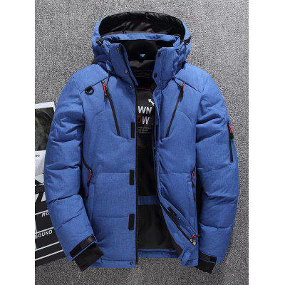 Men's Cold-resistant Thicken Down Coat