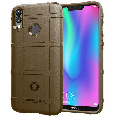 Anti-drop Soft Plastic Protective Case for Huawei Honor 8C