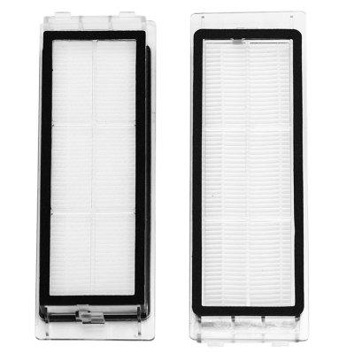 Dust Box Filter for Xiaomi Sweeping Robot 2pcs