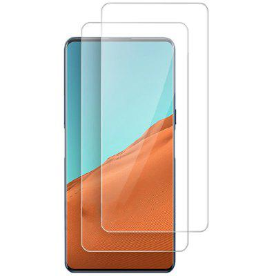 Naxtop Tempered Glass Screen Protector for Nubia X 2Pcs