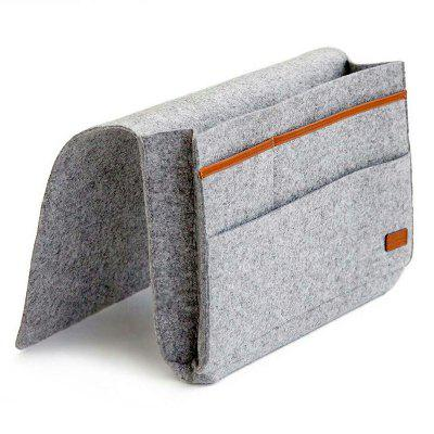 Felt Bed Hanging Diaper Storage Bag