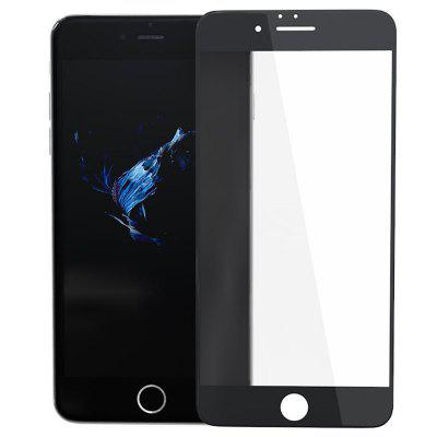 ZK Xuan Screen Series Soft Edge Black Tempered Glass Screen Protector for iPhone 6 ​​Plus
