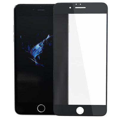 ZK Xuan Screen Series 3D Soft Edge Zwart Gehard Glas Screenprotector voor iPhone 6s Plus