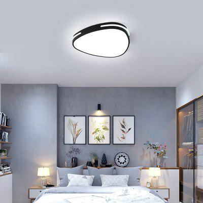 LED Ceiling Macaron Round Creative Bedroom Lamp 30W