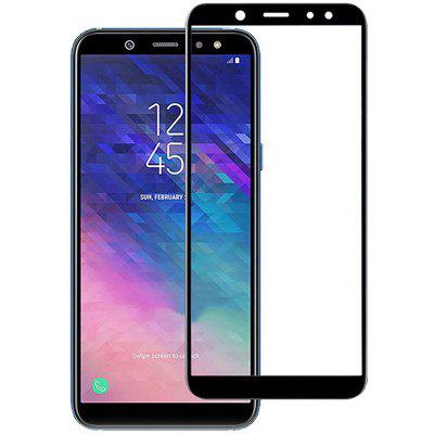 Naxtop Full Screen Tempered Glass Protective Film for Samsung Galaxy A6 2018