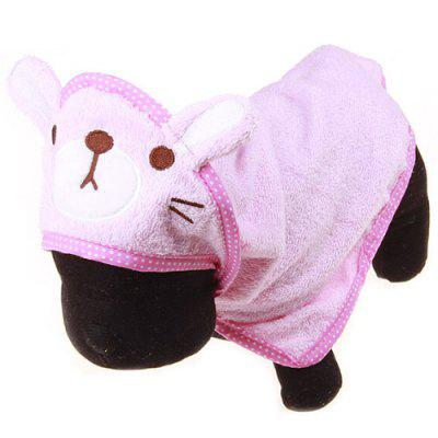 Little Bathrobe absorbant de animale