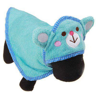 Cute Animal Absorbent Accappatoio