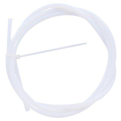 Alfawise High Quality PTFE Nozzle Feed Teflon Tube for 3D Printer 1.75mm Filament 2mm*4mm