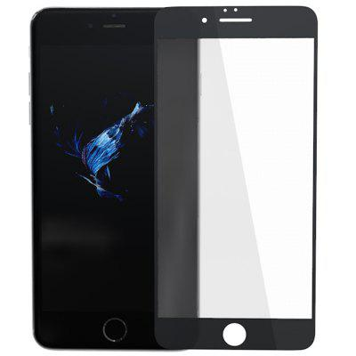 ZK Cloud Screen Series 2.5D Zeefdruk Full Screen Tempered Film voor iPhone 6