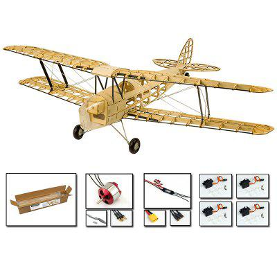 Dancing Wings Hobby S19 De Havilland și Tiger Moth RC Airplane