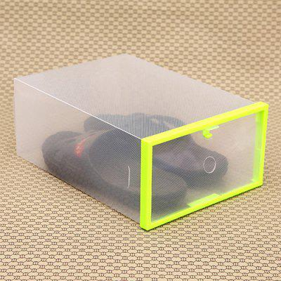 DIY Practic Stocable Shoes Storage Box
