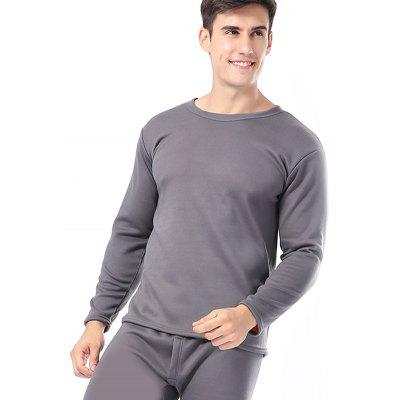 Men's Thermal Plus Thickening Long Suit