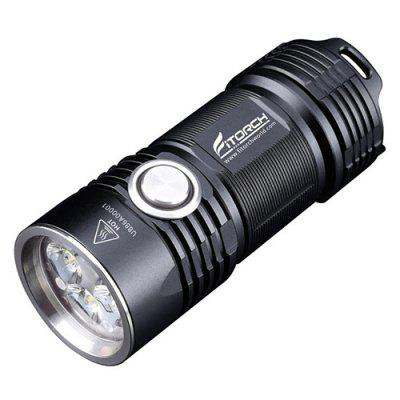 Fitorch P25 4*XP-G3 3000lm 26350 Flashlight